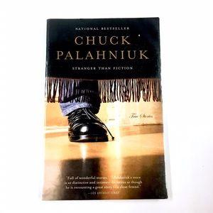 "Chuck Palahniuk ""Stranger Than Fiction"""